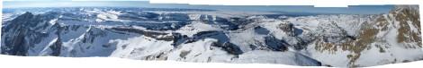 South Teton Panorama Small